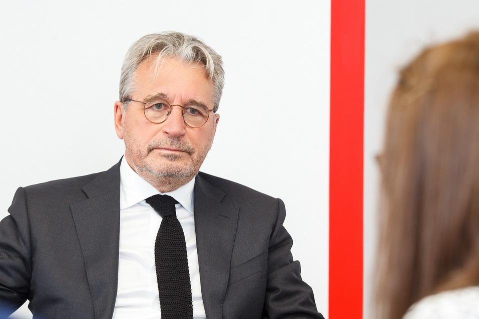 «Мы за рациональное использование бюджета», — Олег Сысуев, «Альфа-Банк» 2