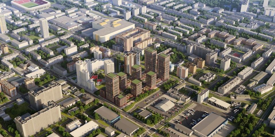 В Новосибирске появится «квартал наоборот»  1