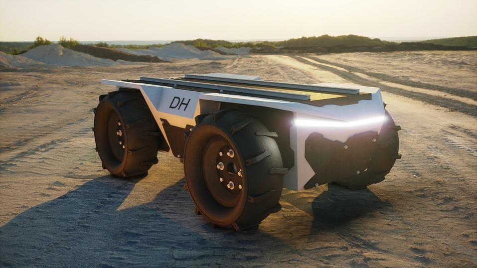 наSTART#9: Создатель беспилотных транспортных средств ищет партнеров и 15 млн руб. 2