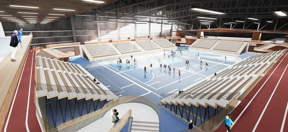 РМК начнет строить «спортивный город» на северо-западе Челябинска 2