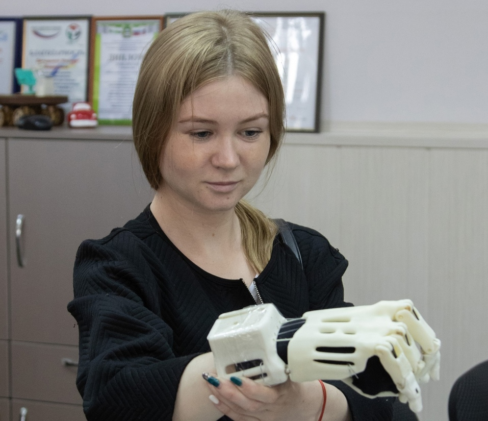 На Урале внедрят новую технологию изготовления кистевых имплантов 1
