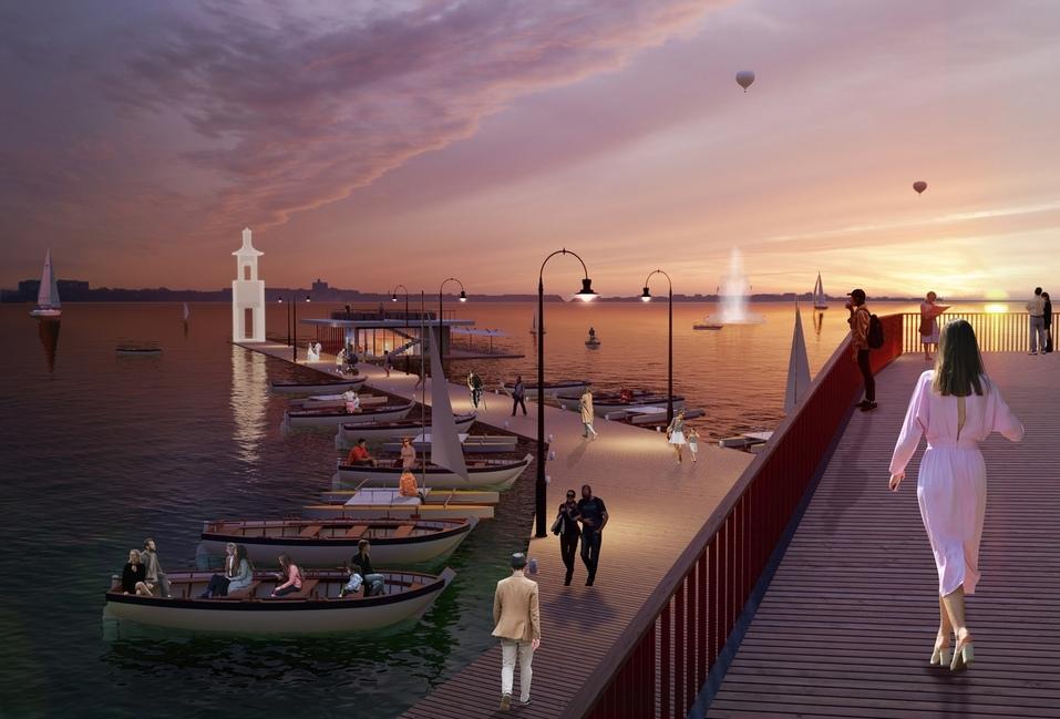 «Верните мой 1948»: как собираются восстановить ресторан на воде озера Смолино 1