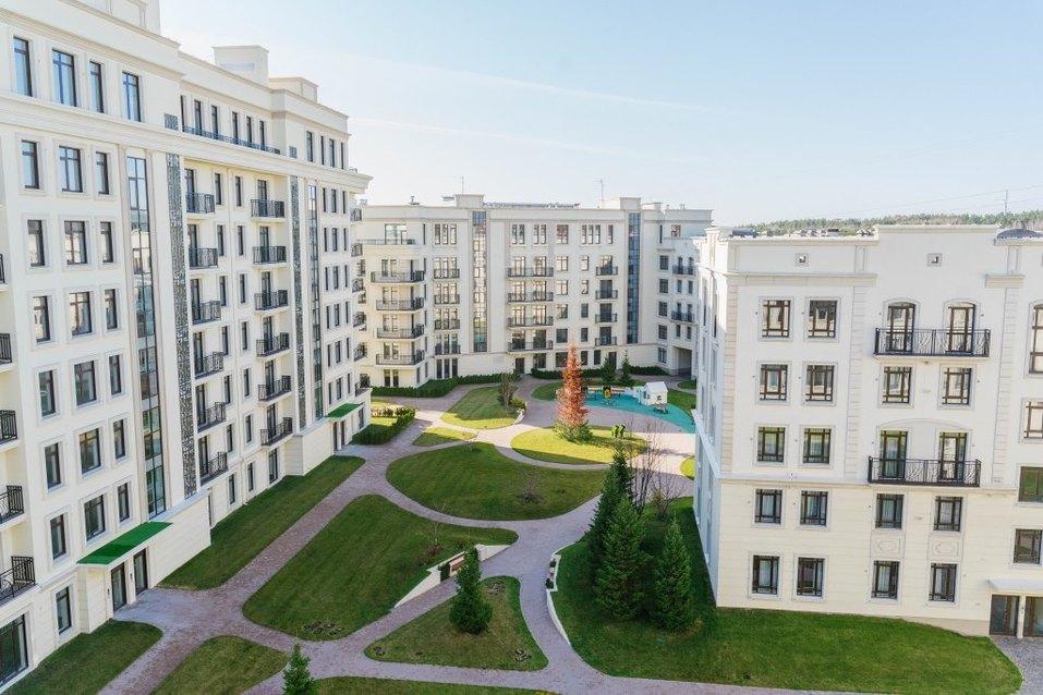 Трансформация рынка жилья бизнес и комфорт-класса - Деловой квартал 5