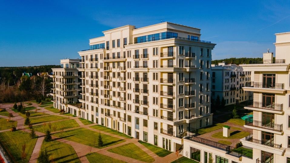 Трансформация рынка жилья бизнес и комфорт-класса - Деловой квартал 9