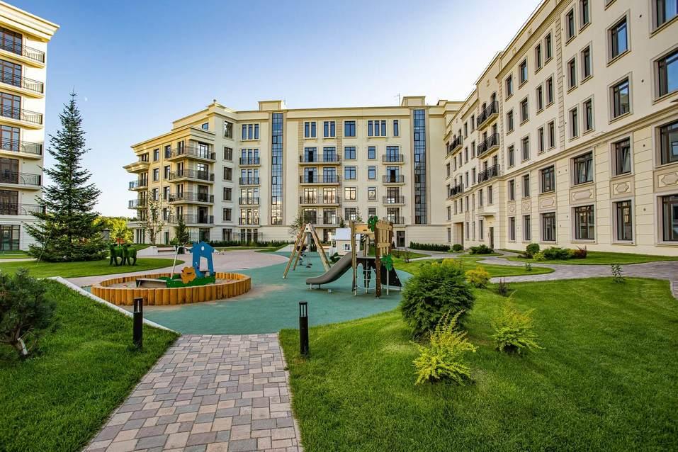 Трансформация рынка жилья бизнес и комфорт-класса - Деловой квартал 10