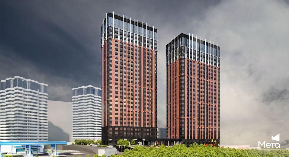 Трансформация рынка жилья бизнес и комфорт-класса - Деловой квартал 12