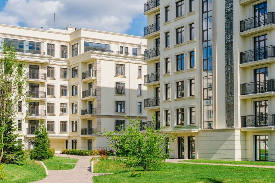 Трансформация рынка жилья бизнес и комфорт-класса - Деловой квартал 4