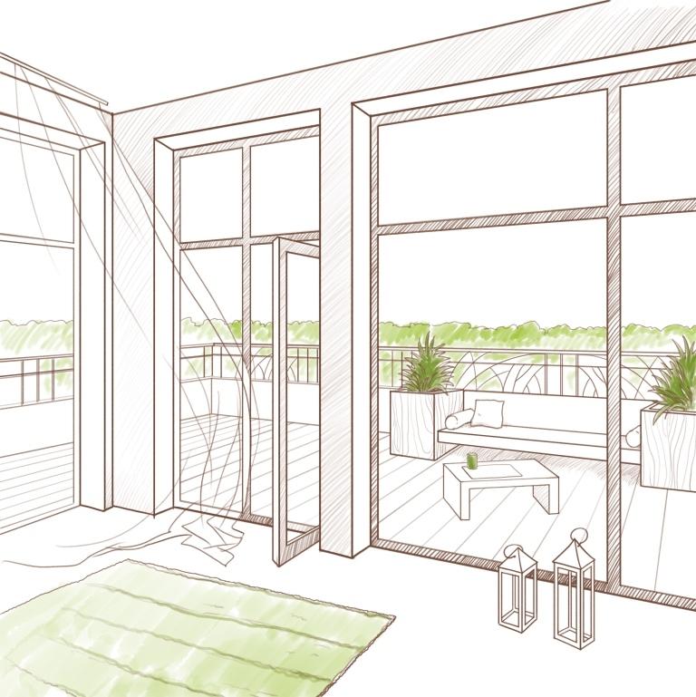 Трансформация рынка жилья бизнес и комфорт-класса - Деловой квартал 8