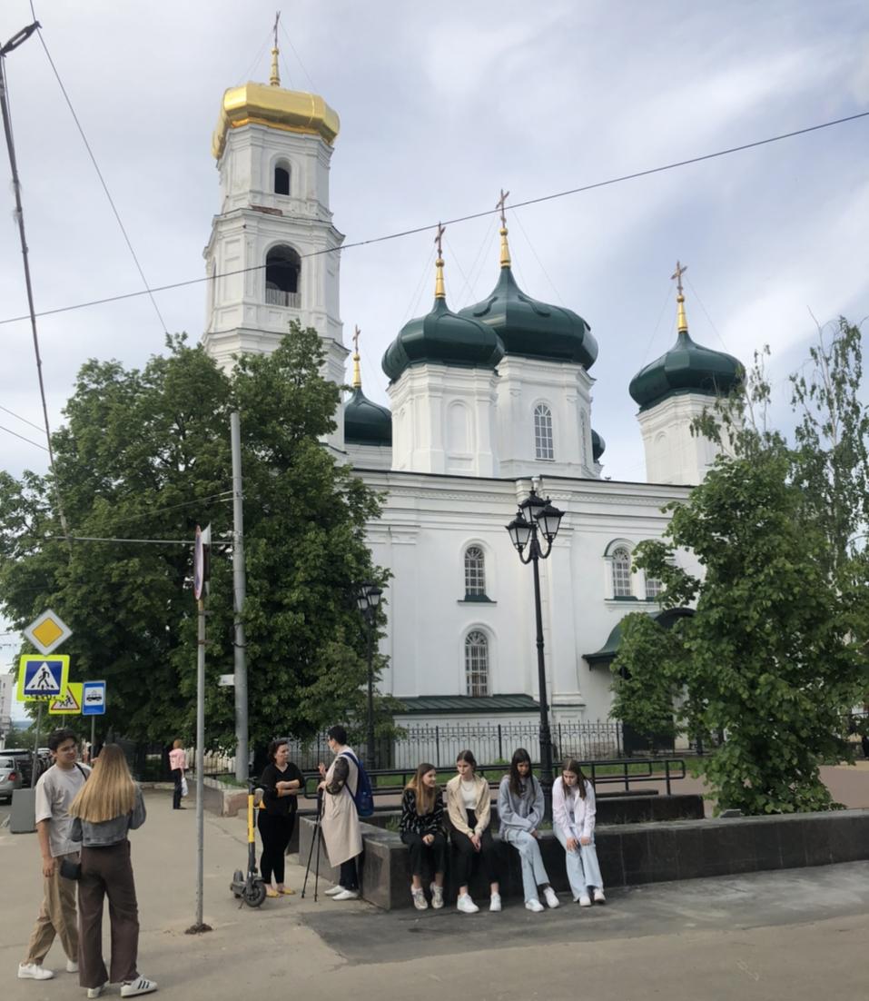 «Держаться корней». Ильинская церковь начинает проект, объединяющий духовное и светское 1