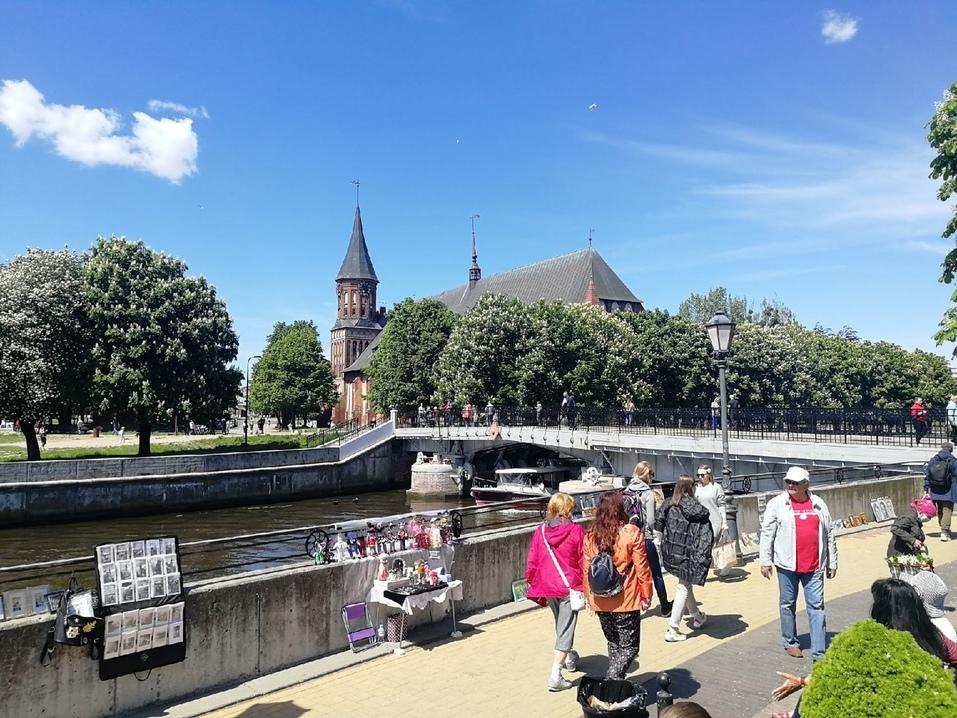 «Берлин в миниатюре»: что посмотреть на выходных в самом европейском городе России? 13