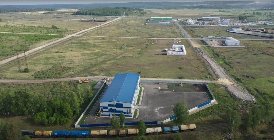 Современный промышленно-логистический кластер в Екатеринбурге. В чем выгода для бизнеса? 2