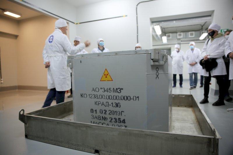 Свердловская область сможет хранить в три раза больше радиоактивных материалов 1