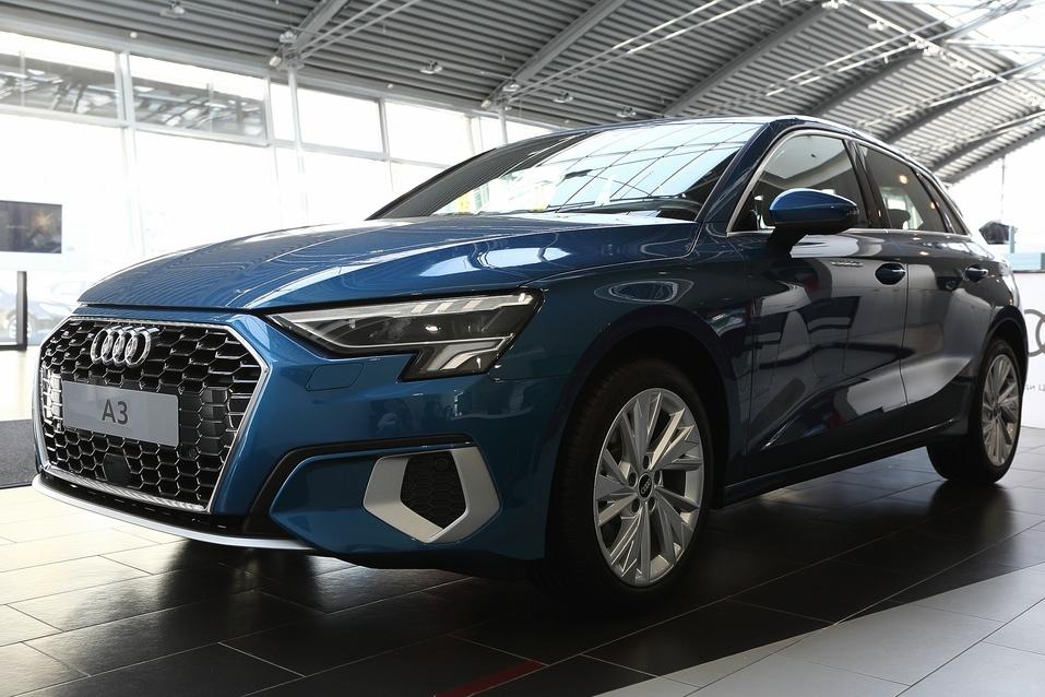 Новые Audi A3 Sedan и Audi A3 Sportback серии Joy, Cosmo и Fun: не А3цай, что эффектный! 2