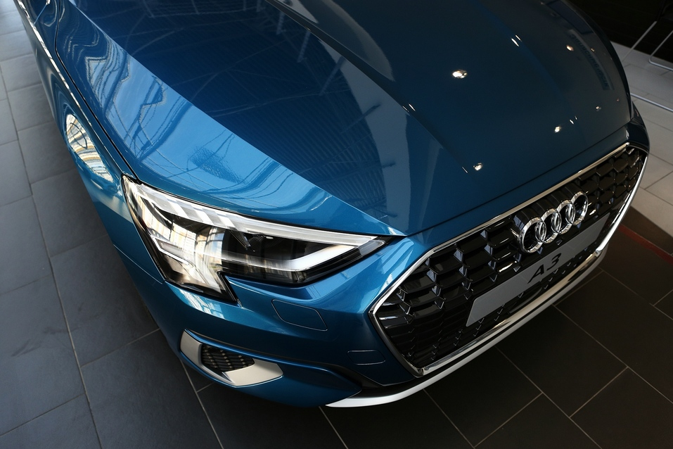 Новые Audi A3 Sedan и Audi A3 Sportback серии Joy, Cosmo и Fun: не А3цай, что эффектный! 3