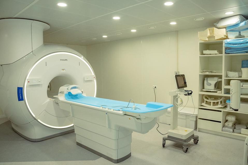 Клиника «Санитас» запустила в Искитиме центр с уникальным томографом  2