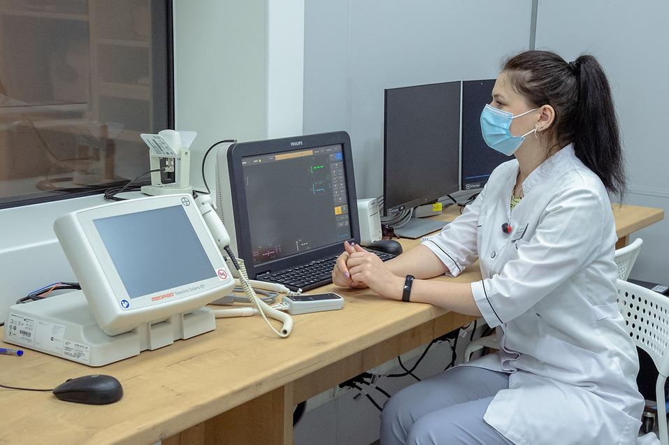 Клиника «Санитас» запустила в Искитиме центр с уникальным томографом  3