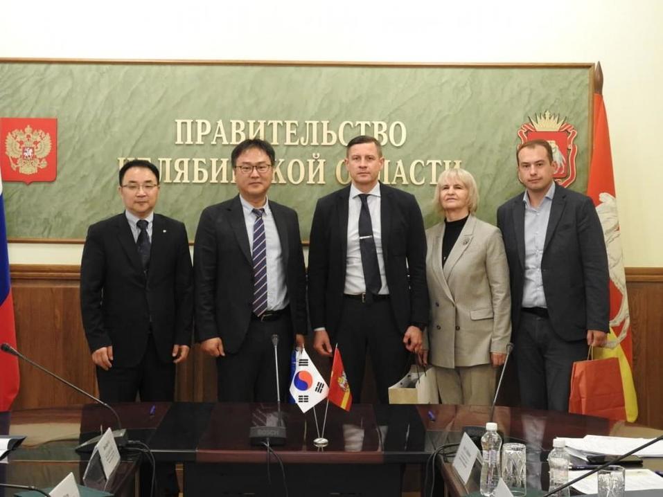 Корейские инвесторы заинтересованы в производстве электромобилей в Челябинской области 1
