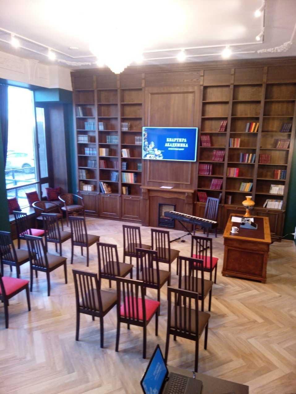 В Академгородке открылось новое креативное пространство   4