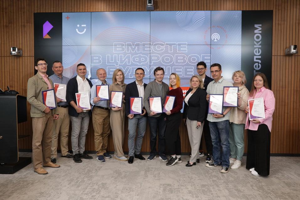 Автор «Делового квартала» вошла в тройку лучших телеком-журналистов России 1