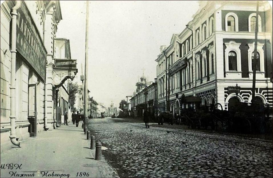 Наследие нижегородского купечества: от постройки до наших дней 9