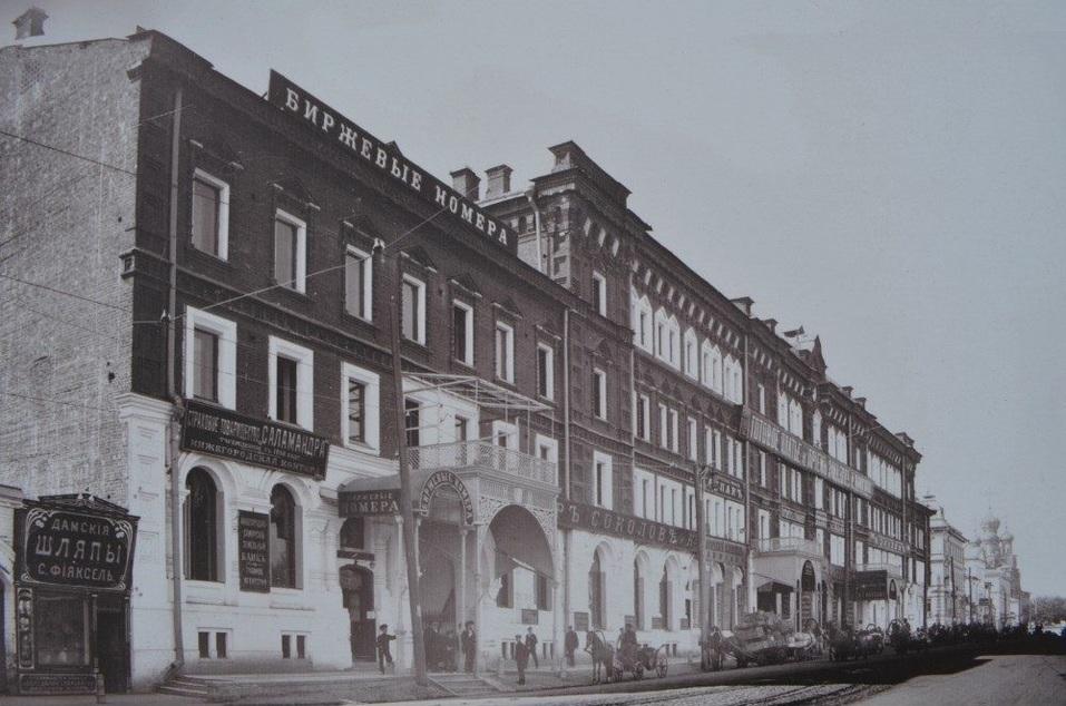Наследие нижегородского купечества: от постройки до наших дней 18