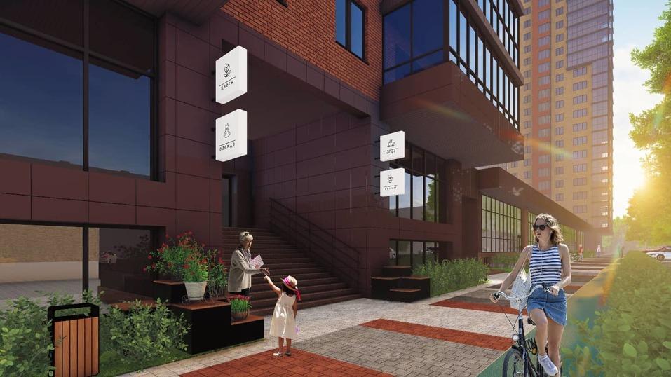 На улице Сони Кривой планируют построить бизнес-квартал. Появился проект благоустройства  2