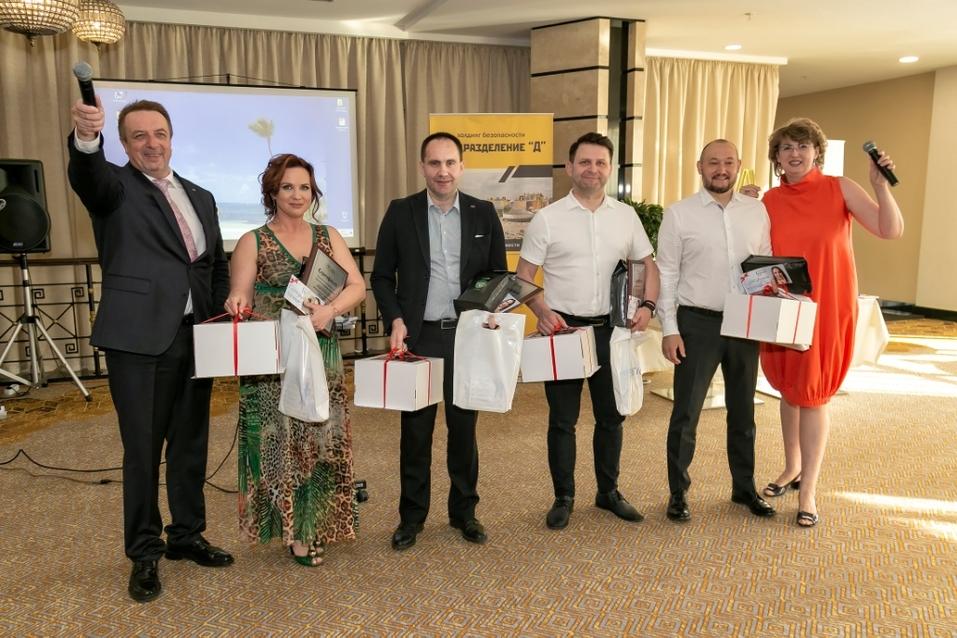 Новых резидентов объединения «VIP-сlub» представили на закрытом мероприятии 5