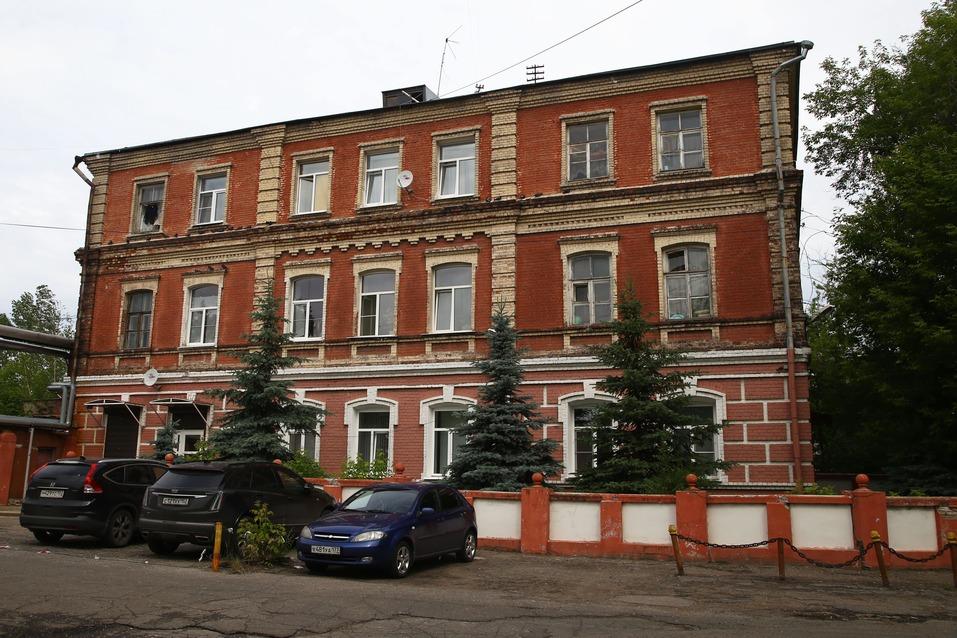 Наследие нижегородского купечества: фабрики 1