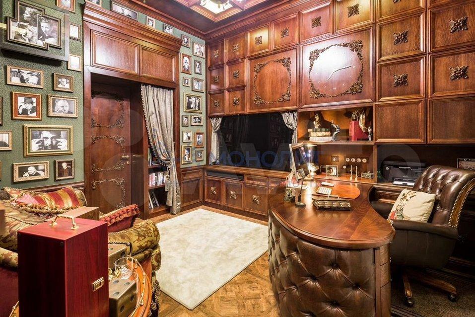 Уборная-трон и кинотеатр: как выглядят 5 самых дорогих «однушек» Нижнего Новгорода 9