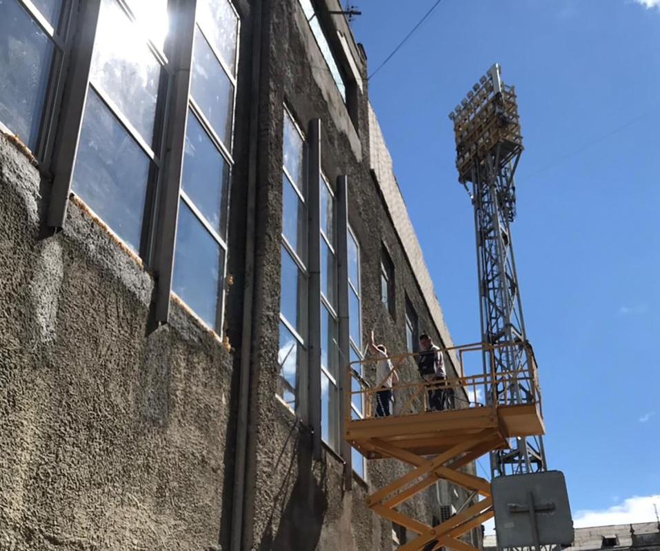 «Мечел» занялся реновацией спорткомплекса в Металлургическом районе  2