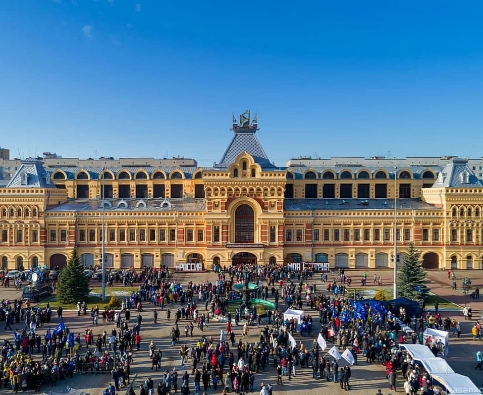 Карман России: возрождение и перерождение знакового символа Нижнего Новгорода 6
