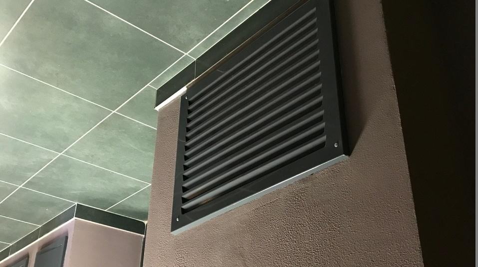 Вентиляционные решетки в квартирах
