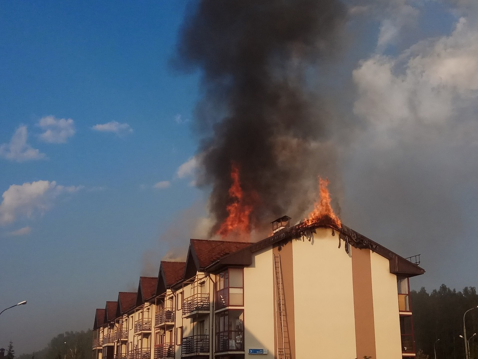 Пожар в «Залесье»: МЧС ищет виноватых, Сосновская администрация подсчитывает ущерб 3