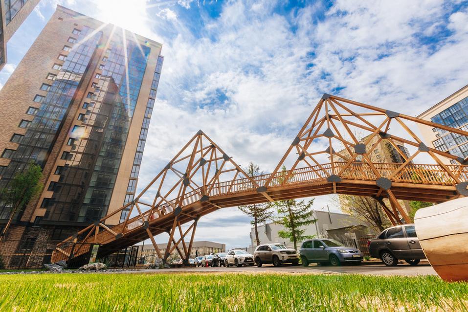 SCANDIS - лучший региональный жилой комплекс по версии Urban Awards - 2021 1