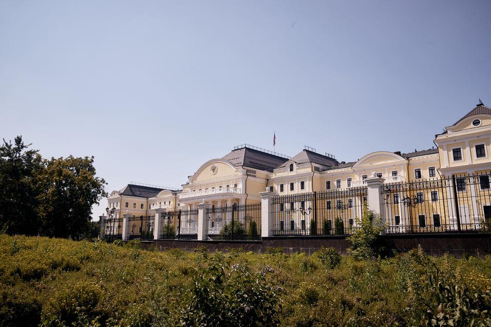Резиденция полномочного представителя президента