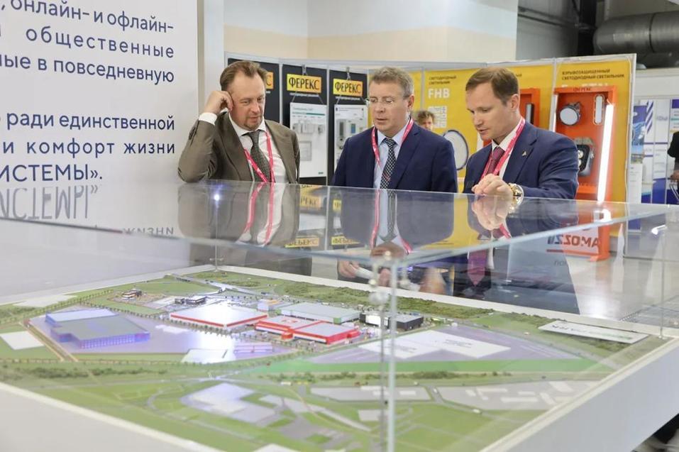 «Нам важно общение с рынком»: Владимир Городенкер покажет на «Иннопроме» проект за 35 млрд 1