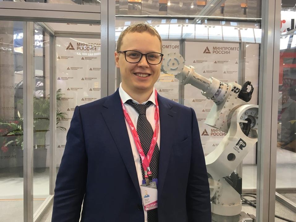 «Чьи места займут роботы»: Дмитрий Гартунг о будущем робототехники в России  3