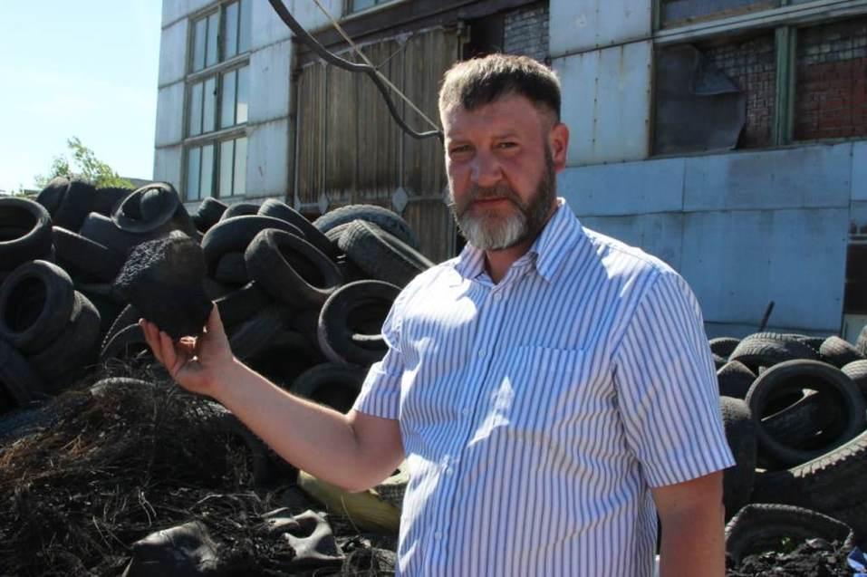 Сергей Клещевников, директор «ООО Управление утилизации». Фото: ООО «Управление утилизации»