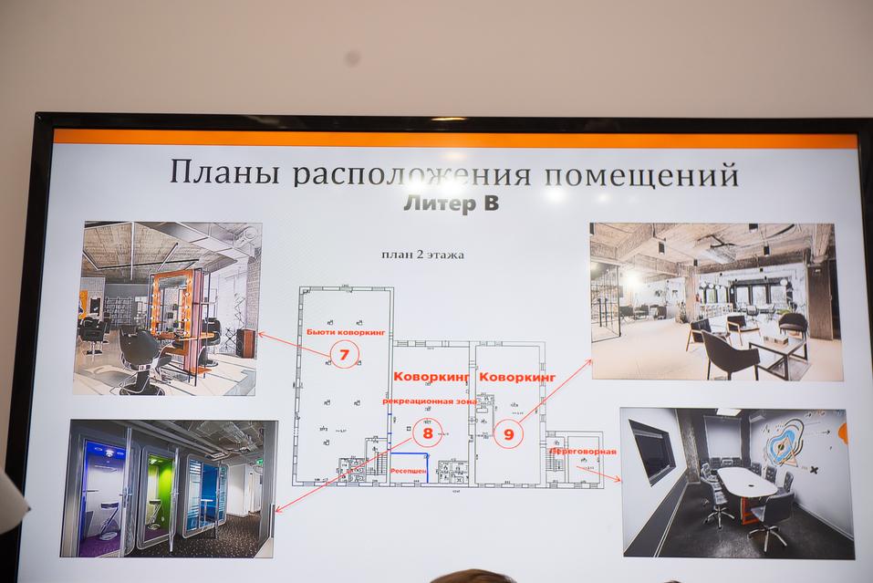 Проект редевеломпента территории бывшего завода «Тонус»