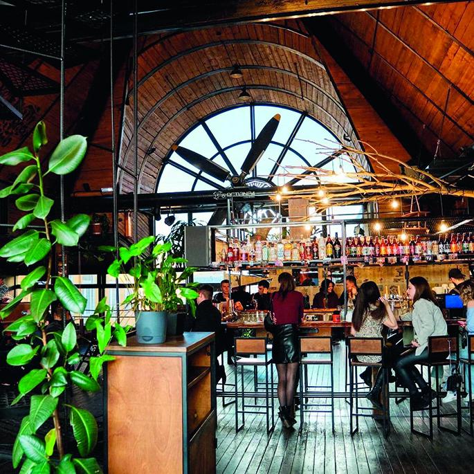 Типа ресторан: самые нетипичные заведения Красноярска 7