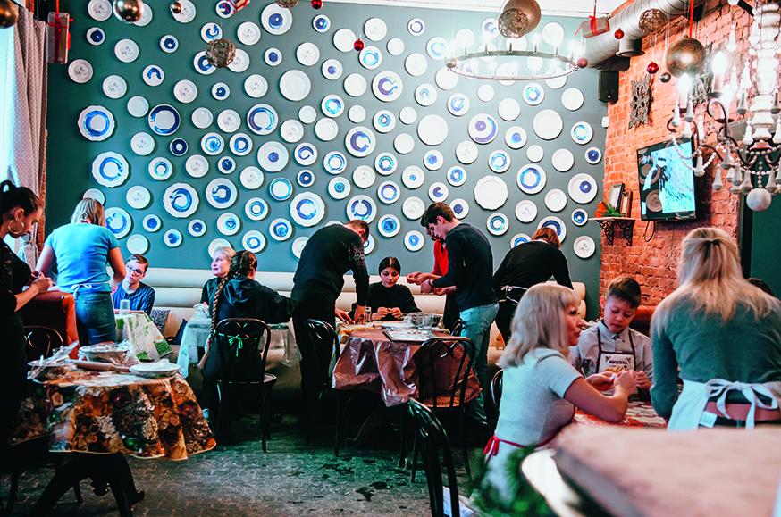 Типа ресторан: самые нетипичные заведения Красноярска 1