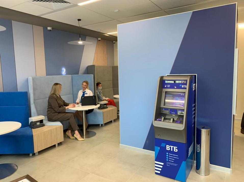 ВТБ открыл первый офис нового формата в Челябинске 1