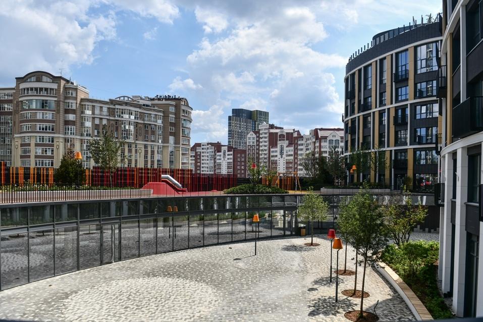 Площадь перед фудмаркетом будет доступна всем горожанам