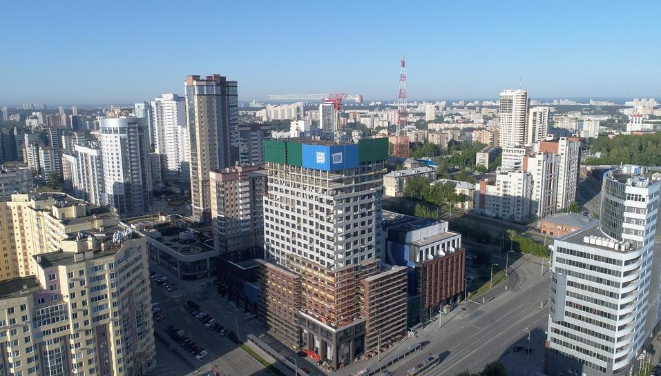 Поп-звезда среди застройщиков Урала, четыре небоскреба в Сити и новый логистический центр 1