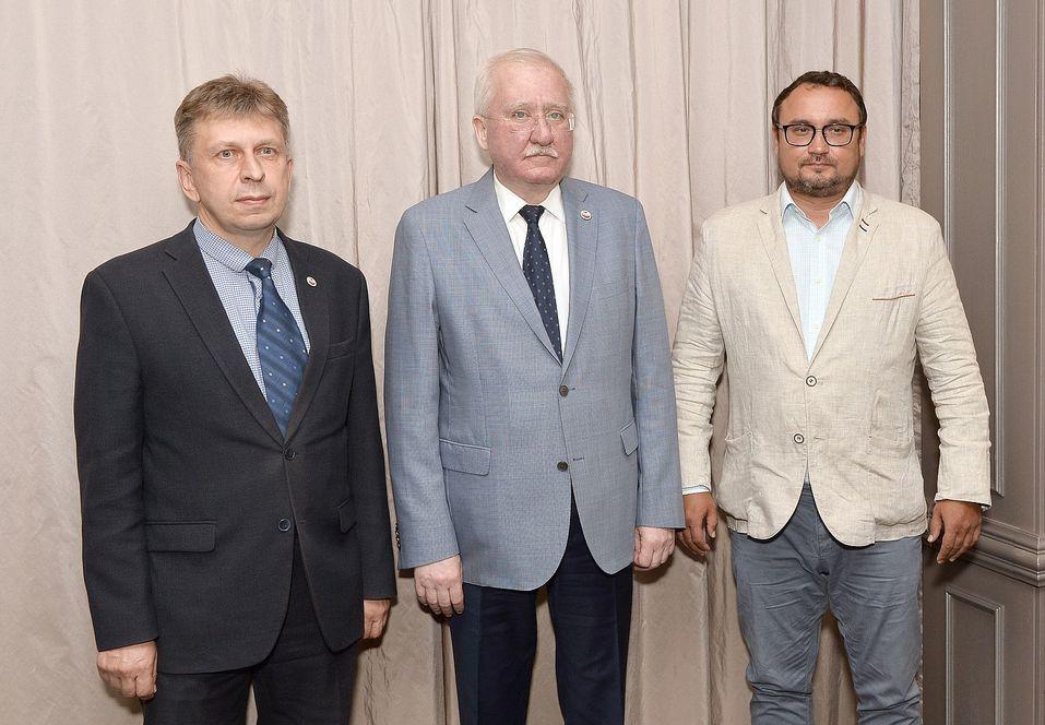 «Варягов в нижегородском списке нет». Игорь Ашурбейли встретился с журналистами 1