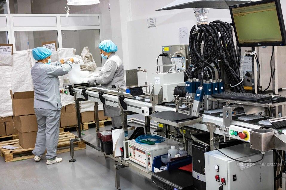 Фармацевтика + IT = успех. Видеоэкскурсия по новосибирскому фармпредприятию 9