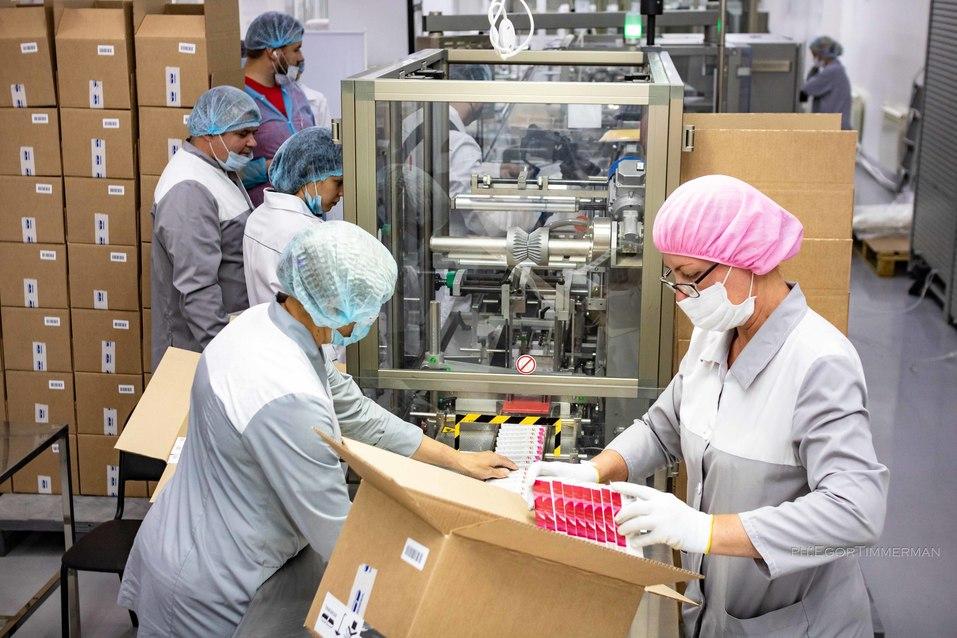 Фармацевтика + IT = успех. Видеоэкскурсия по новосибирскому фармпредприятию 12
