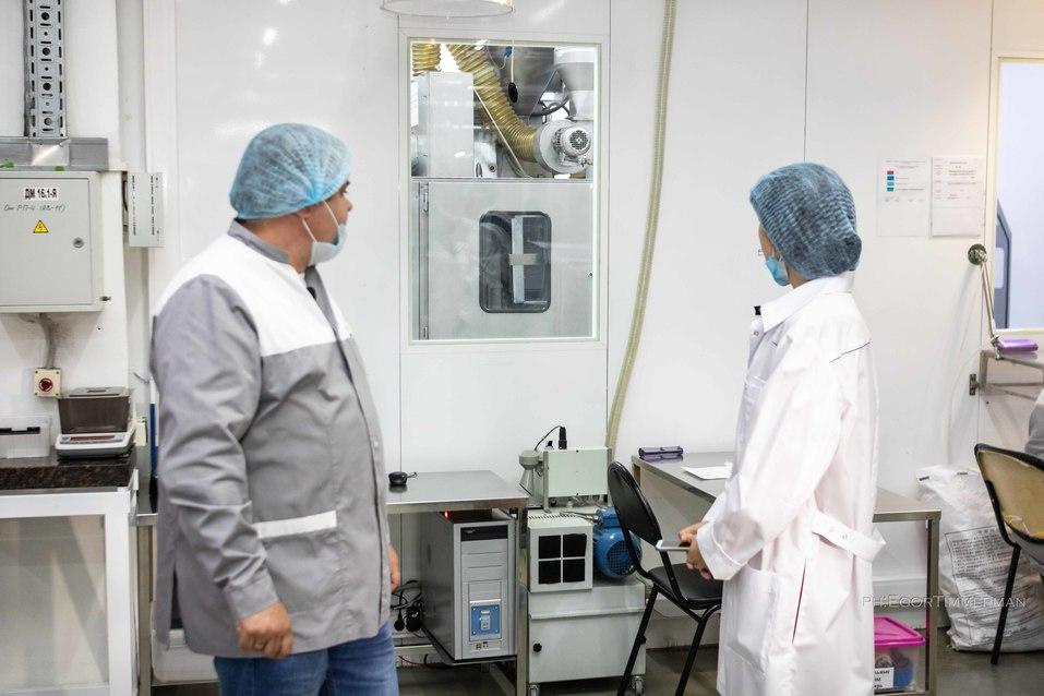 Фармацевтика + IT = успех. Видеоэкскурсия по новосибирскому фармпредприятию 1