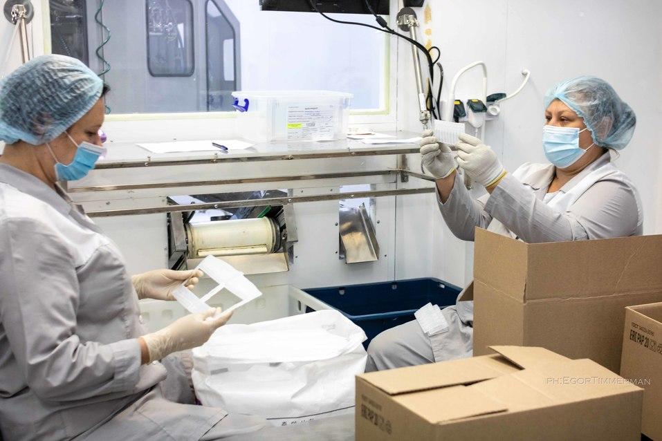 Фармацевтика + IT = успех. Видеоэкскурсия по новосибирскому фармпредприятию 3