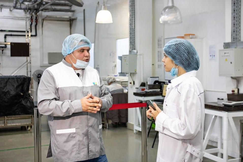 Фармацевтика + IT = успех. Видеоэкскурсия по новосибирскому фармпредприятию 5